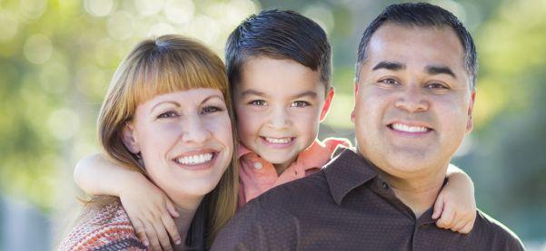 Texan family