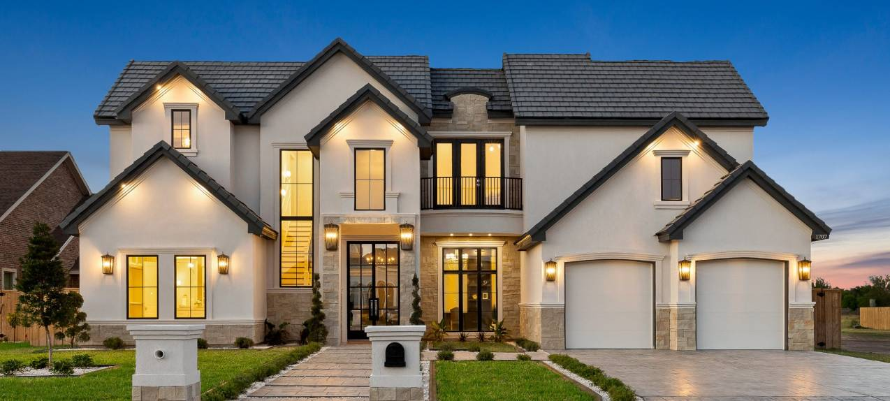 New home in McAllen
